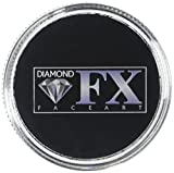 Diamond FX Essential Face Paint - Black (30 gm)