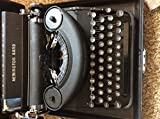 Vintage Remington Rand Noiseless portable typewriter