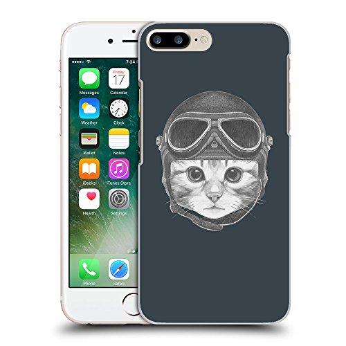 GoGoMobile Coque de Protection TPU Silicone Case pour // Q05280606 Casque kitty Arsenic // Apple iPhone 7 PLUS