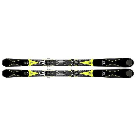 Salomon X Drive 8.3 Skis + XT12 Bindings 2017