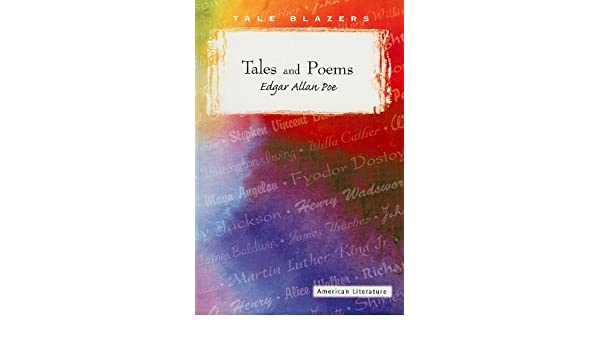 Tales And Poems Of Edgar Allan Poe Tale Blazers Amazones