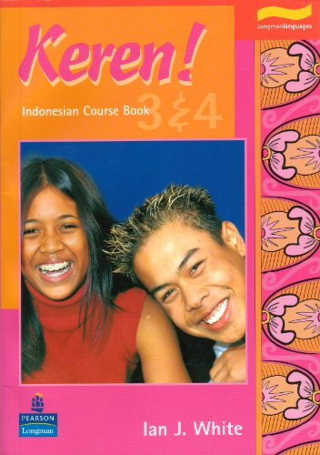 Keren! 3 & 4: Indonesian Course Book