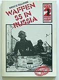 Waffen-SS in Russia, Bruce Quarrie, 0850593174