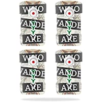 Skin For DJI Inspire 1 Drone Battery (4 pack) – Who Wander | MightySkins Protective, Durable, and Unique Vinyl Decal wrap cover | Easy To Apply, Remove, and Change Styles | Made in the USA