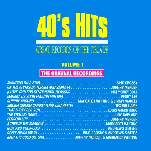 40's Hits/Pop, Vol. 01