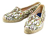 CHRISTIAN LOUBOUTIN Multi-Color Spiked Espadrilles Shoes Size 11 US 41 EU