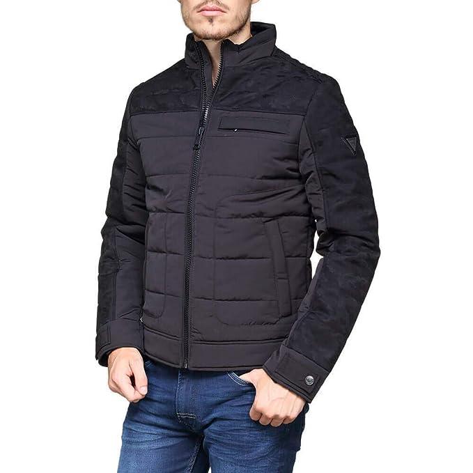 Guess Ultralight Down Jacket, Chaqueta para Hombre: Amazon.es: Ropa y accesorios