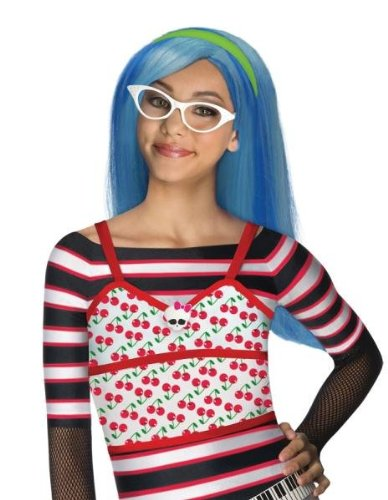 Costumes for all Occasions RU52683 Mh Ghoulia Yelps Child Wig (Official Monster High Costumes)