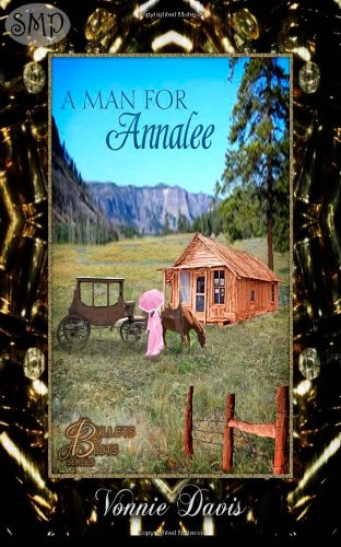 book cover of A Man for Annalee