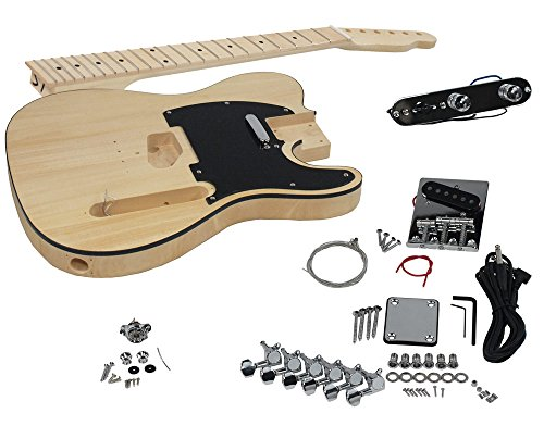 Solo TCK-1M DIY Electric Guitar Kit
