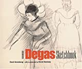 A Degas Sketchbook, Edgar Degas and Carol M. Armstrong, 0892366109