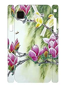 Hipster Natural Series Pattern Hard Plastic Case Cover for Samsung Galaxy S I9000