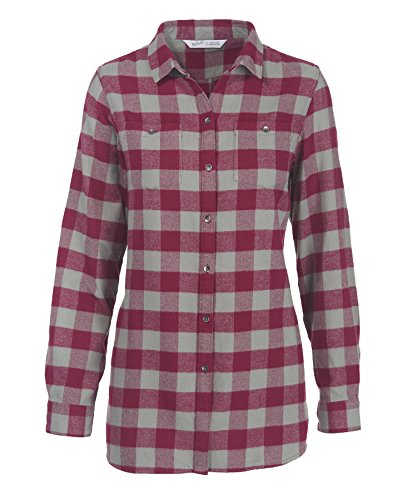 woolrich-womens-buffalo-boyfriend-flannel-shirt-wild-berry-check-small