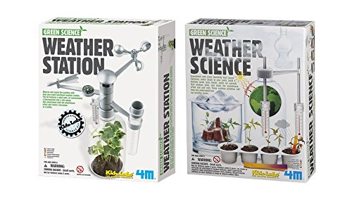 Toysmith Weather Station & Weather Science Kit