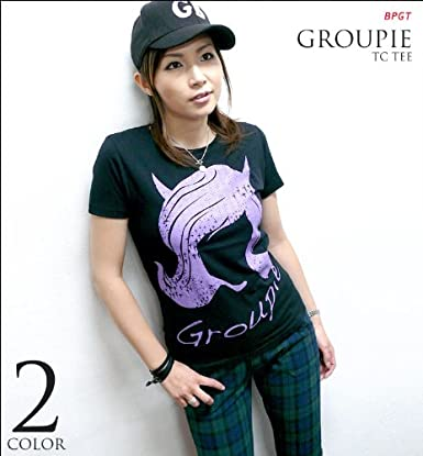 Groupie(グルーピー)TC Tシャツ - sp079tcs -A-