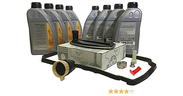 KIT CAMBIO COMPLETO aceite/fluido de la transmisión automática ...