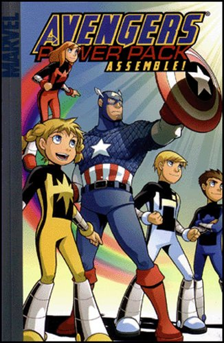 Avengers And Power Pack Assemble! Digest: Amazon.es: Sumerak, Marc, Gurihiru: Libros en idiomas extranjeros
