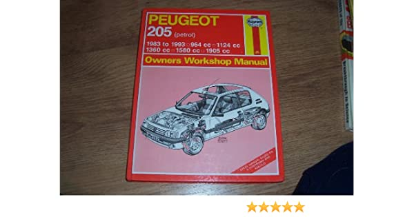Peugeot 205 Owners Workshop Manual Haynes owners workshop manual series: Amazon.es: A. K. Legg: Libros en idiomas extranjeros
