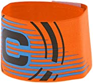 kesoto Adjustable Captain Armband Soccer Football Rugby Arm Bands for Youth and Adult,Anti-Drop Design