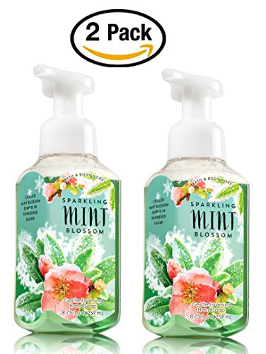 bath-body-works-sparkling-mint-blossom-hand-soap-pack-of-2-gentle-foaming-hand-soaps