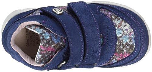 Däumling Theresa - Botas de senderismo Bebé-Niños Blau (Turino jeans42)