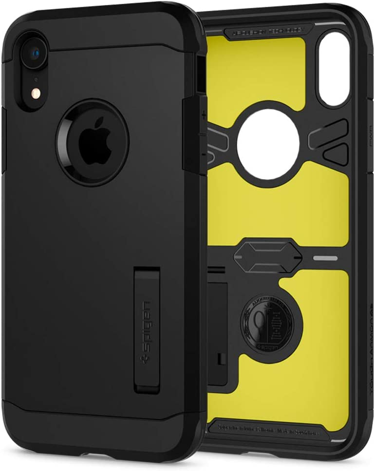 Spigen Tough Armor XP Designed for iPhone XR Case (2018) - Black