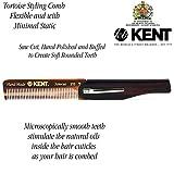 Kent A 20T Handmade Fine Teeth Tortoiseshell
