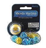 LMFAO Moody Marbles Mibster Net Set 19 Pc w/ Bonus Display Ring