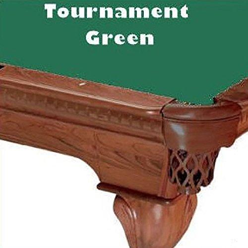 7 Foot Billiard Cloth Felt (7' Tournament Green ProLine Classic 303 Billiard Pool Table Cloth Felt)