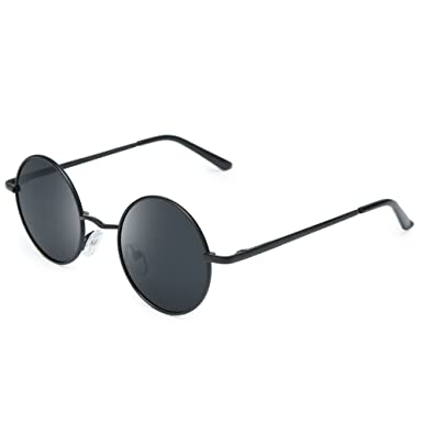 polarised sunglasses for men  Amazon.com: Joopin-Round Retro Polaroid Sunglasses Driving ...