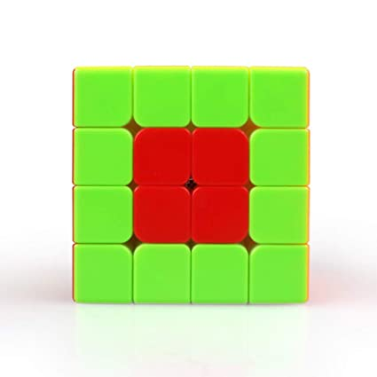Alician 4 X 4 X 4 Magnetic Professional Smooth Valk4M Magic Cube Puzzle Toy Colors