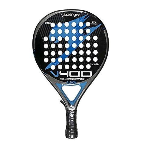 Slazenger - Raqueta de pádel alevín 400 azul: Amazon.es: Deportes y aire libre