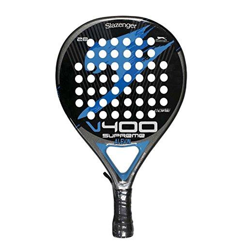 Slazenger - Raqueta de pádel alevín 400 azul: Amazon.es: Deportes ...