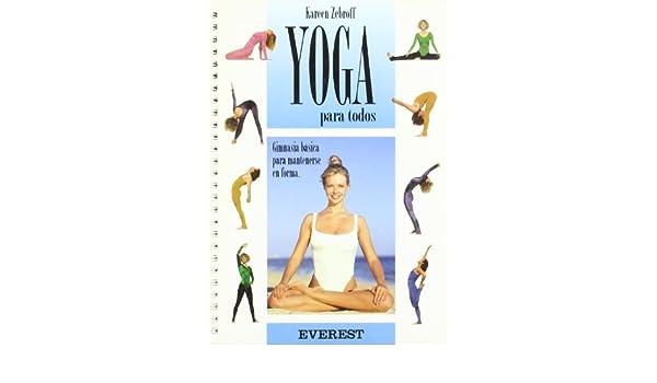 Yoga para todos: Amazon.es: Kareen Zebroff: Libros