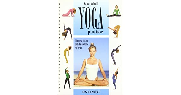 Amazon.com: Yoga Para Todos (Spanish Edition) (9788424125585 ...