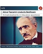Arturo Toscanini Conducts Beethoven