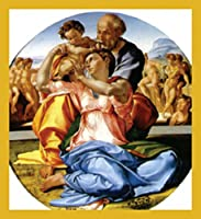 Gift Trenz Michelangelo The Holy Family Magnetic Bookmark