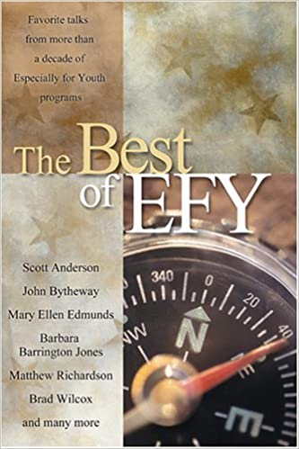 Book The Best of Efy: Favorite Talks from More Than a Decade of Especially for Youth Programs by Especially for Youth (Program) (2003-06-02)