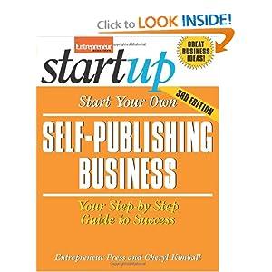 Start Your Own Self-Publishing Business Entrepreneur Press