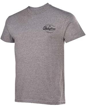 Men's Last Hurrah Graphic T-Shirt-HeatherGray