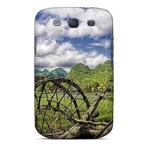 [CsylWHb1898BbpJQ] - New Village Protective Galaxy S3 Classic Hardshell Case