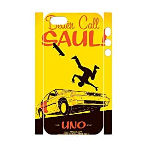 JCCFAN Better Call Saul 2 Phone 3D Case For iPhone 5,5S [Pattern-6]