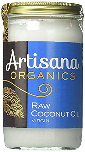 Coconut Oil Extra Virgin, Non-Hydrogenated and Cholesterol-Free (14 oz) ()