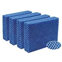 Natural-Breeze Replaces HDC-12, Kenmore 14911, ES12 Essick BestAir Aircare Humidifier Filter (4 Pack)