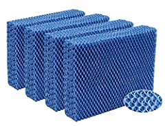 4 Pack of Natural Breeze Filter's 006 Did you know that the cost of all disposable filters is much more than that of the humidifier itself over its life span?  If you are tired of changing so many humidifier filters every season and wish you ...
