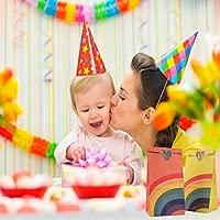 JunYito® 48 Piezas Bolsas de Regalo Fiesta Cumpleaños Niños ...