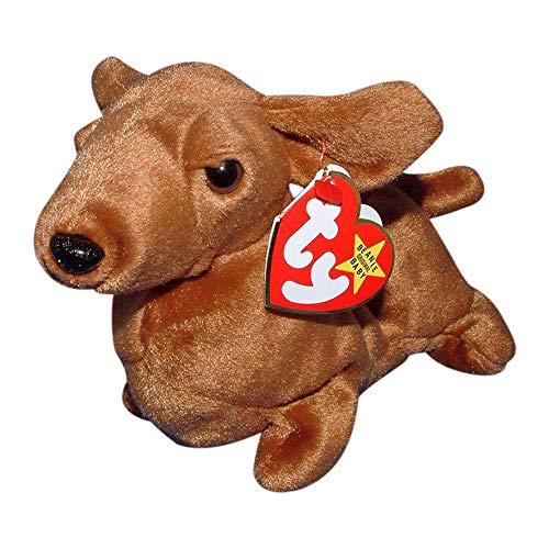 Ty Beanie Babies - Weenie the Dachshund Dog