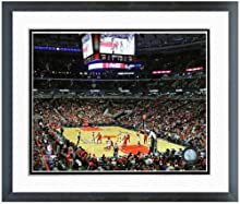"NBA Chicago Bulls United Center Action Photo (Size: 12.5"" x 15.5"") Framed"
