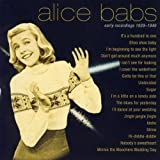 Early Recordings 1939-1949 by Alice Babs