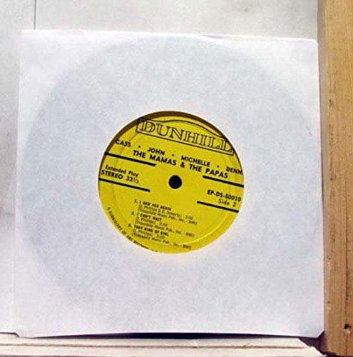 (THE MAMAS & THE PAPAS S/T 45 rpm single )
